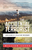 'Accidental Terrorist' cover image with blurbs